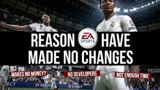 THE TRUTH ABOUT CAREER MODE & PRO CLUBS FIFA 19