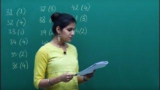 2018 JEE Main Mathematics Exam Paper Analysis & Answer Key | Misostudy
