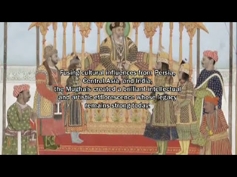 Music of Central Asia Vol. 9: In the Footsteps of Babur