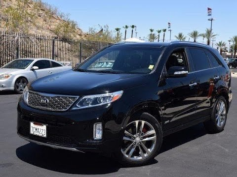 SOLD  USED 2014 KIA SORENTO AWD 4DR V6 SX LIMITED Contact: (888)573 3244  Stock: 16 2380A
