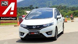 Test drive @hondaisme Honda Jazz RS 2014 Indonesia by AutonetMagz