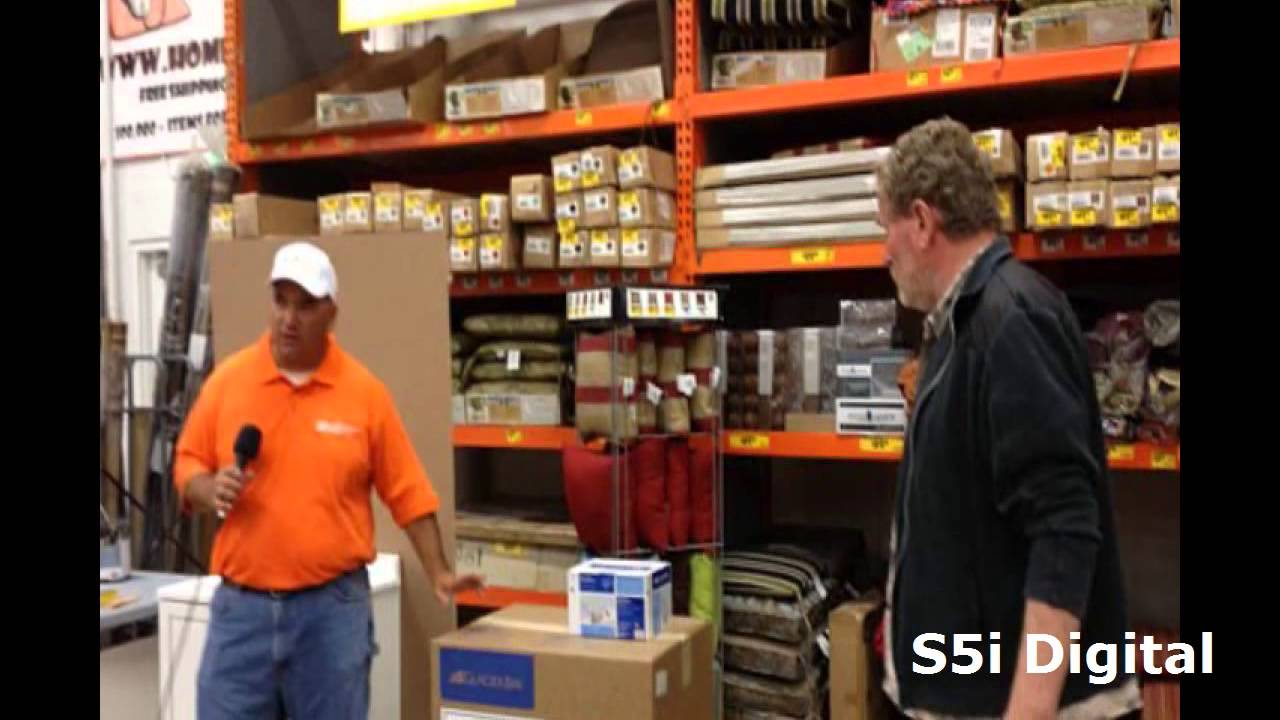 The Home Depot - Oxnard shows You How Classes - S5i Digital - YouTube