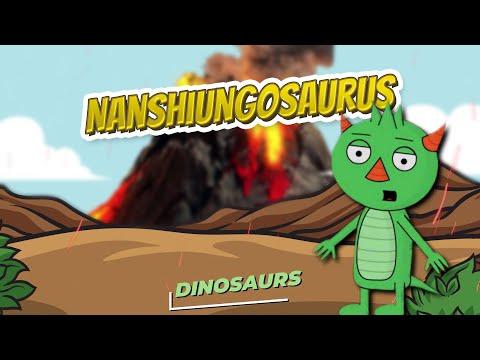 Download Nanshiungosaurus