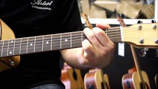 how to play basic guitar chords