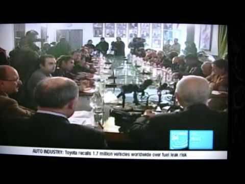 Tunisia Report 26-01-11 France24