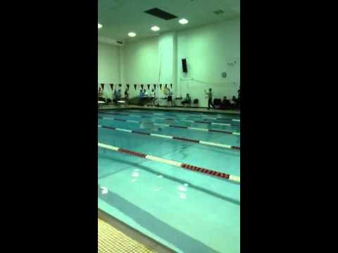 Brennan swim meet 2-15