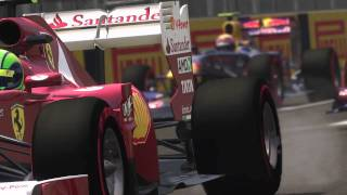 F1 2011 - Launch Trailer (Multi)