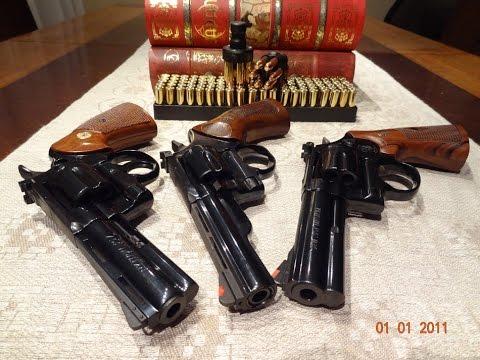 Colt Python Vs Smith Wesson 586 Dan 15 2V