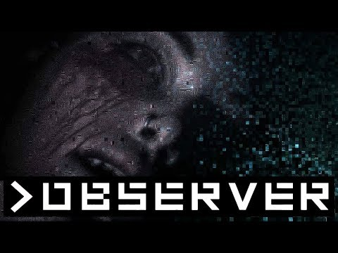 OBSERVER 👁️ 013: RAUS HIER!!