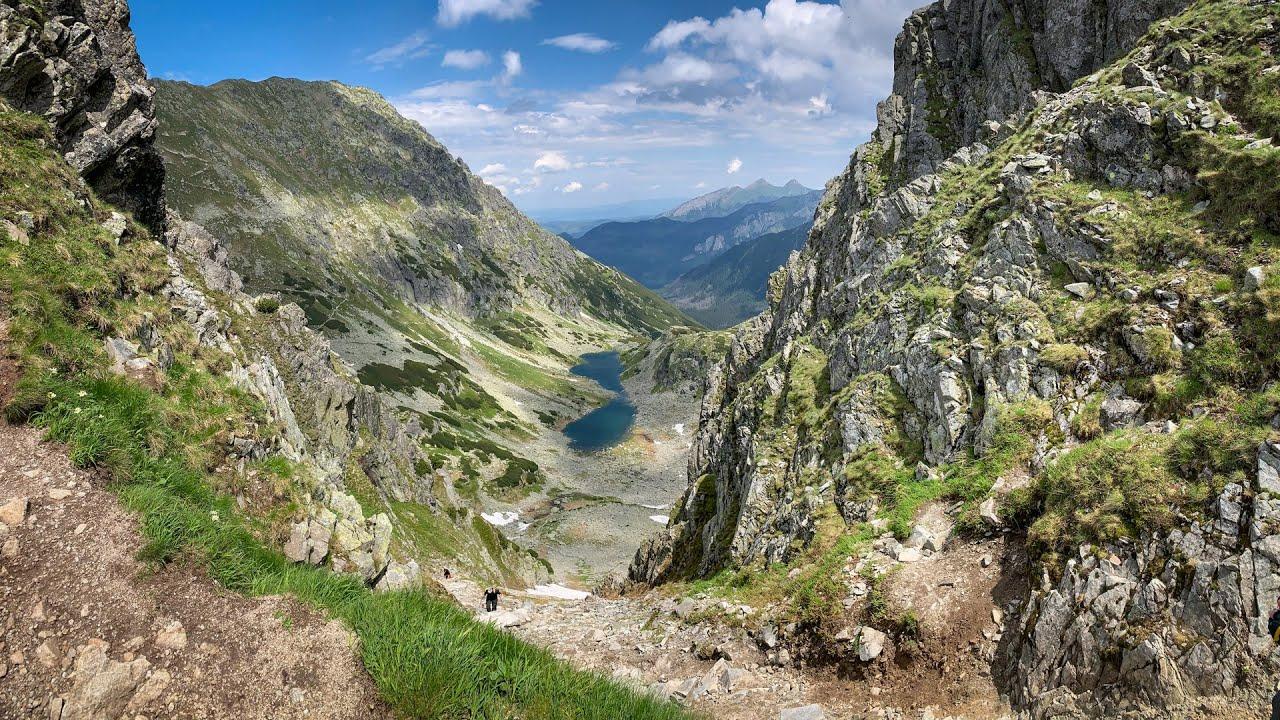 Download Wrota Chałubinskiego, Tatra Mountains - Poland, June 2020