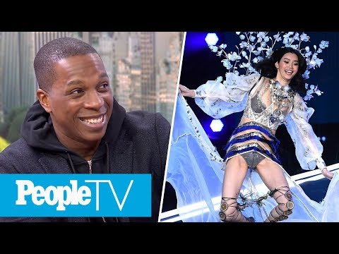 Leslie Odom Jr. Opens Up About The Model Who Fell During Victoria's Secret Fashion Show | PeopleTV