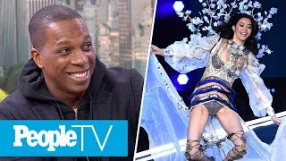 Leslie Odom Jr. Opens Up About The Model Who Fell During Victoria's Secret Fashion Show   PeopleTV