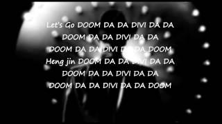 Gambar cover TOP - Doom Dada (easy lyrics)