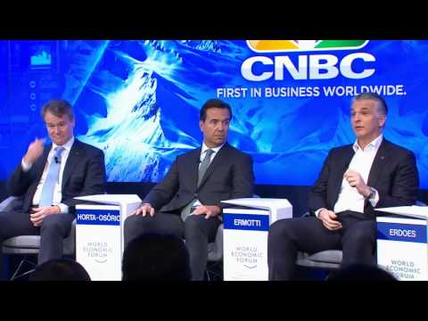 Davos 2017 - Global Banking Outlook