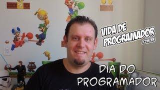 Vídeo de Programador #5 - Dia do Programador