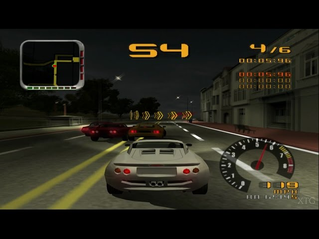 TD Overdrive: The Brotherhood of Speed PS2 Gameplay HD (PCSX2)