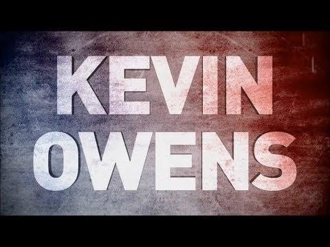 WWE Kevin Owens Theme Song & Titantron 2017