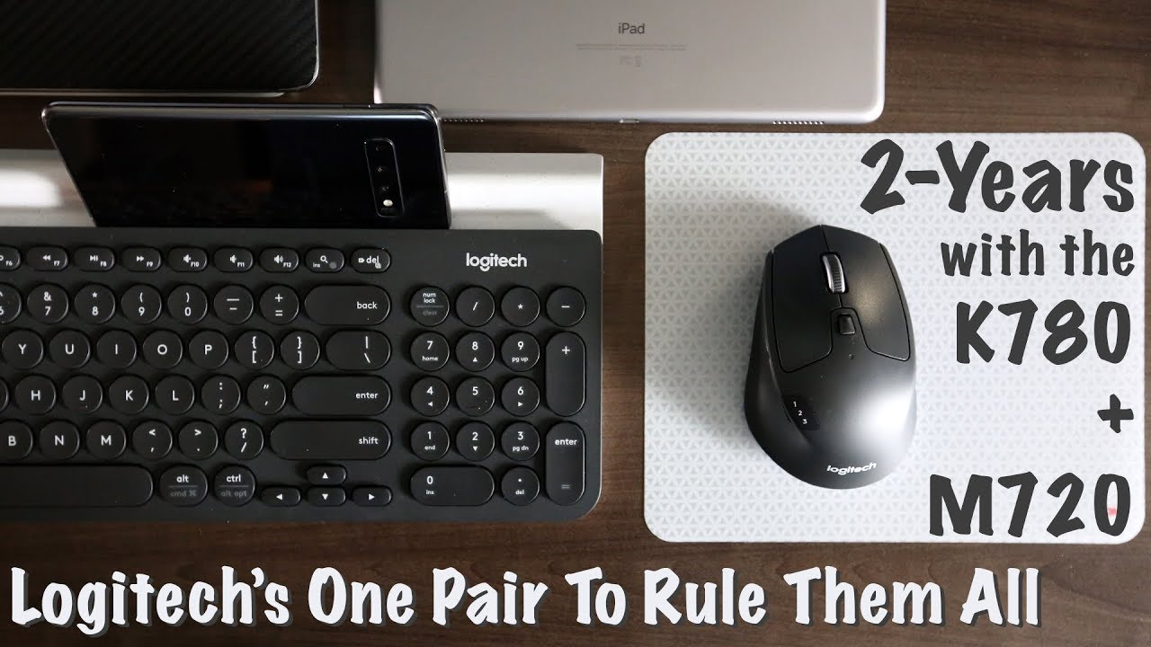 Logitech M720 How To Pair