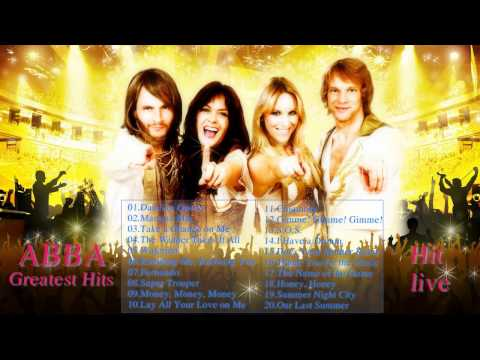 ABBA Greatest Hits - Best of ABBA Songs...
