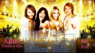ABBA Greatest Hits - Best of ABBA Songs Full Album live 2017