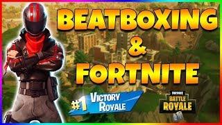 Insane Fortnite Beatbox BATTLE!! ft. Jerqo Beats! Fortnite Battle Royale!!