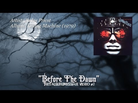 Judas Priest - Before The Dawn (1979) Remaster mp3