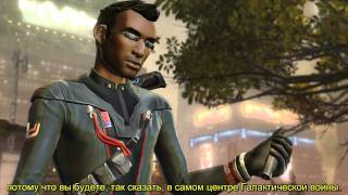 Choose Your Side: Imperial Agent vs Jedi Consular Rus Sub
