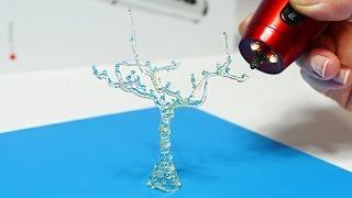 DIY 3D СТЕКЛЯННОЕ ДЕРЕВО! 3D РУЧКА | 3D PEN DIY(Ручка Polyes Q1 на Aliexpress http://ali.pub/suhxw Цветные картриджи -http://ali.pub/dzh0x Я ВК ДОБАВЛЯЮ ВСЕХ Anna Chi https://vk.com/id323275328 ..., 2016-11-20T18:24:18.000Z)