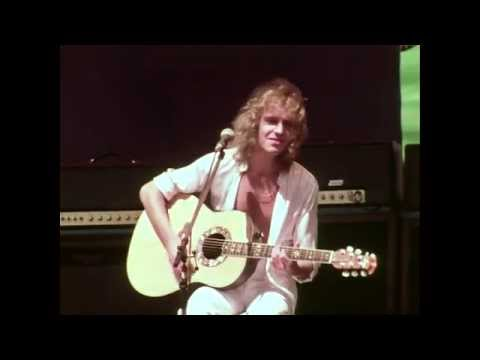 Peter Frampton  Ba, I Love Your Way  721977  Oakland Coliseum Stadium