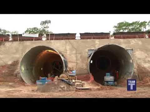 Tunnel Liner •  Túnel Viário por Processo não Destrutivo