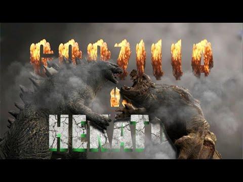 Godzilla vs Hekaton [Full Original Movie made with Gmod Animation]