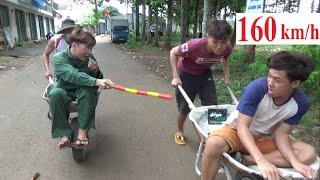 ToRung Tập 20 | Phim Hài: Anh Phụ Hồ Đam Mê Tốc Độ