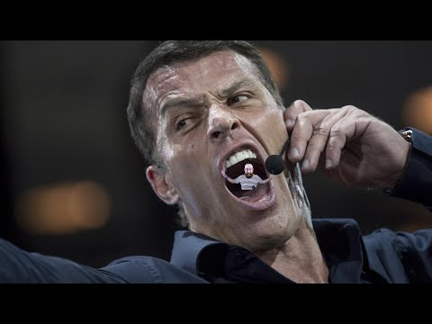 Tony Robbins Is A Scam Artist.