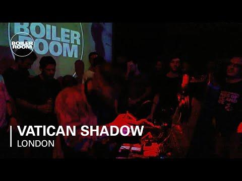 Vatican Shadow Boiler Room LIVE Show
