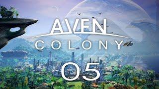Aven Colony #05 Azara Falls - Let's Play