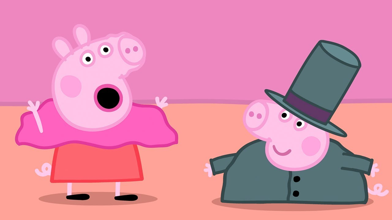 Download Peppa Pig en Español Episodios completos |  ¡La Princesa Peppa!   | Pepa la cerdita