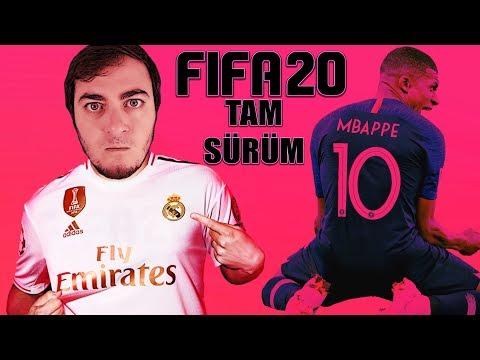 FIFA 20 Tam Sürüm İlk Bakış