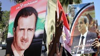 """لماذا تتقرب مصر من الأسد .. وماذا يفعل """"علي مملوك"""" في القاهرة؟؟"""