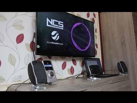 fc6ae657c00 Logitech Z-5500 speakers connect to TV & sound test - YouTube