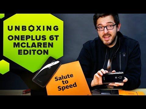 OnePlus 6T McLaren Edition unboxing: Supercars meet superphones