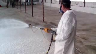 HAT-AGRO: Habosítás KENOSAN tisztítószerrel