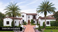 Walt Disney Golden Oak | #3 Casa de la Fuente by JRW