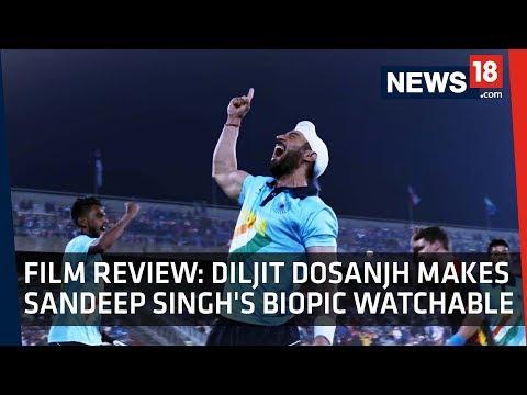 Soorma Movie Review | Diljit Dosanjh Makes Sandeep Singh's Biopic Watchable