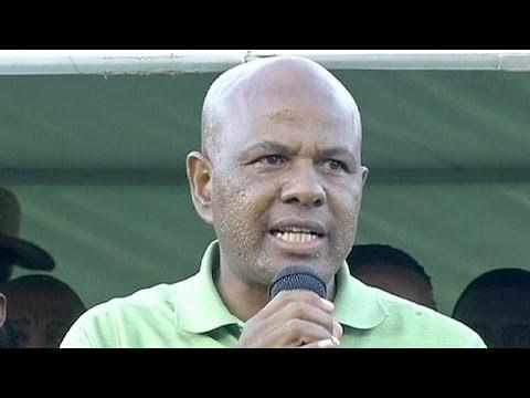 Les mineurs sud-africains crient victoire