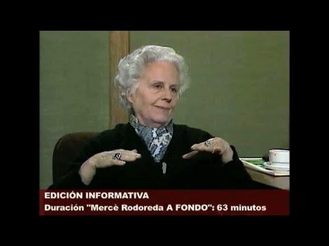 RODOREDA, Mercè - A FONDO (EDICIÓN INFORMATIVA)