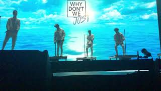 Why Don't We Just Live @ 1ST Bank Center