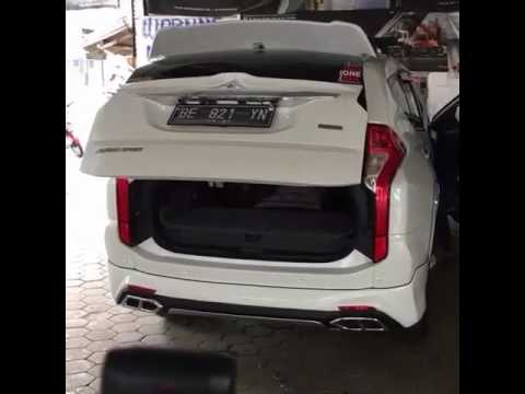 Power back door all new pajero sport 2016. 08158826277. & Power back door all new pajero sport 2016. 08158826277. - YouTube Pezcame.Com