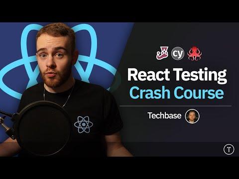 React Testing Crash Course