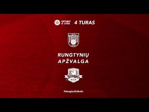 Dainava Alytus Dziugas Telsiai Goals And Highlights