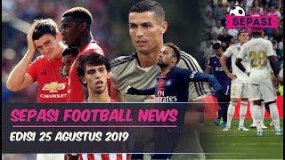 Download lagu Harga Pemain Tak Lagi Masuk Akal Madrid Imbang MU Tumbang Hasil Liga Top Eropa Berita Bola MP3